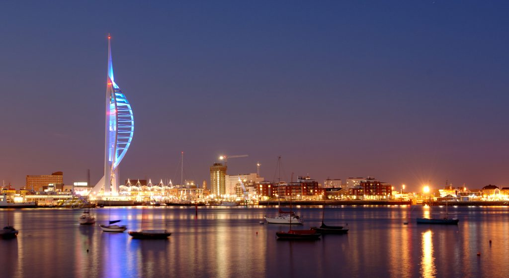 WE - Assets - Spinnaker Tower Image